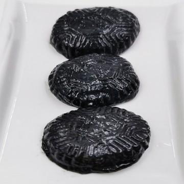 BLACK SESAME KUEH 黑芝麻粿