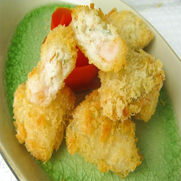 THAI SHRIMP CAKE  泰式虾饼