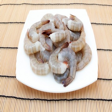 WHITE PTO SHRIMP 21  凤尾大虾球